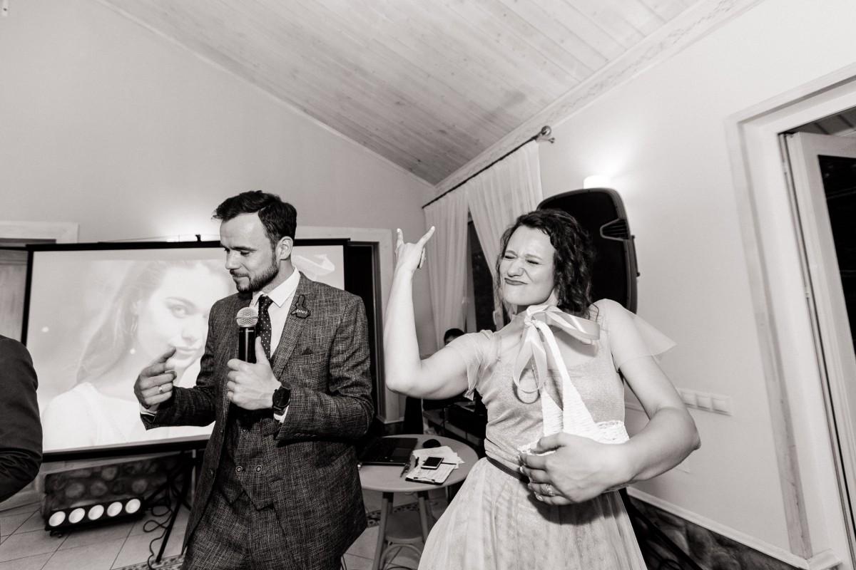 Хороший ведущий на свадьбу