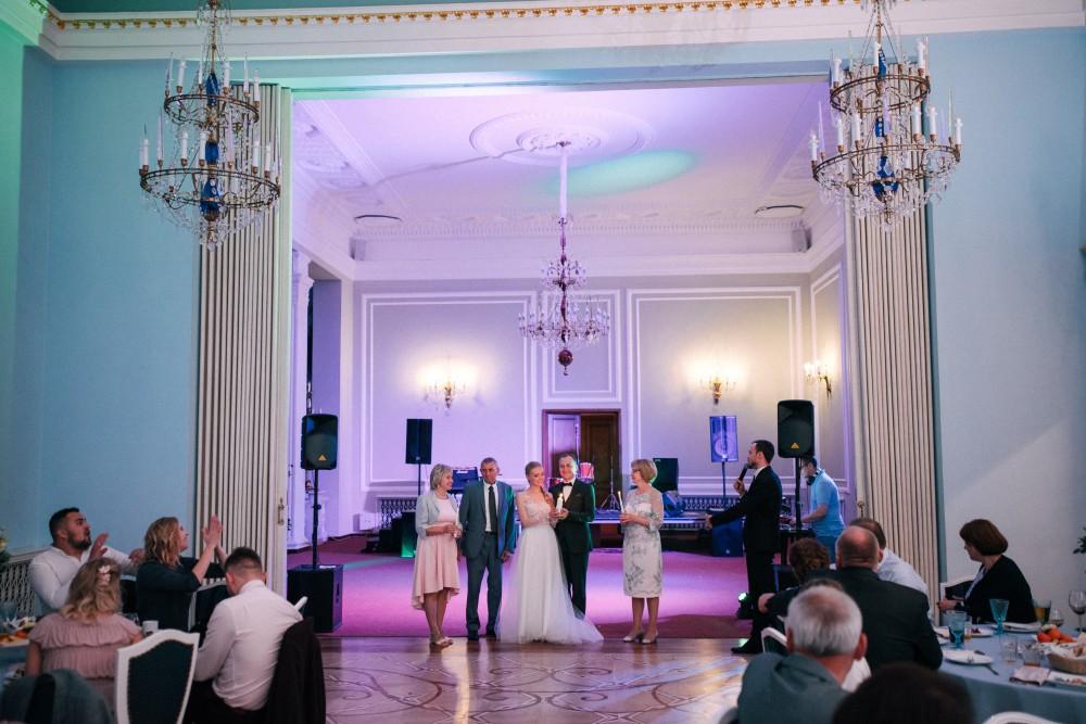 Семейный очаг на свадьбе 2